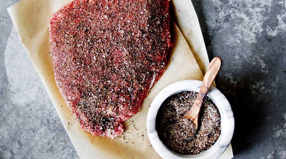 California Beef Rub