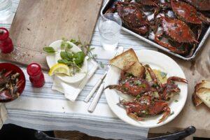 Blue Crab Recipe