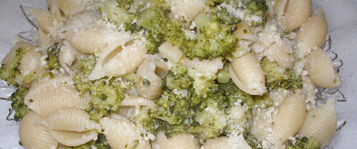 Shells and Broccolli